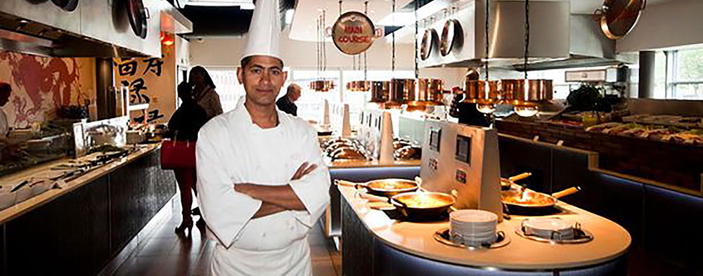 jimmy spices head chef gopal singh